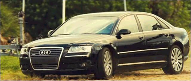 Audi A8L 6.0 W12