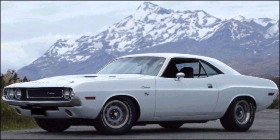 Dodge Challenger R-T