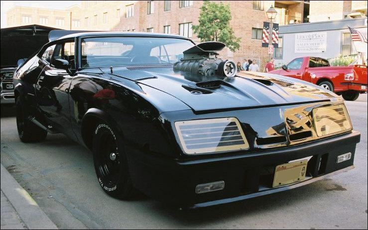 Ford Falcon GT XB