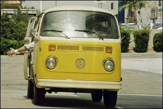 Volkswagen 'Kombi' De Luxe Station Wagon Typ 2