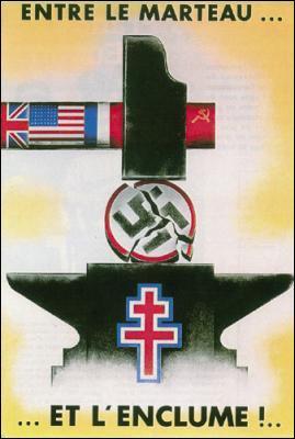 Le camp adverse était représenté notamment par la France, l'URSS, le Royaume-Uni et les Etats-Unis. Quelle alliance formaient-ils ?