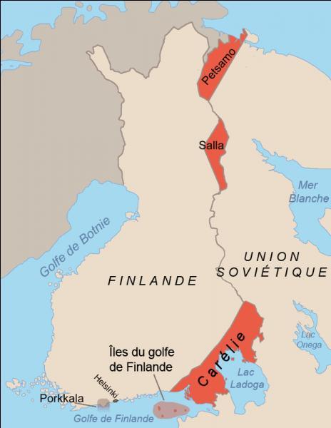 Quelle était la position de la Finlande durant la Seconde Guerre mondiale ?