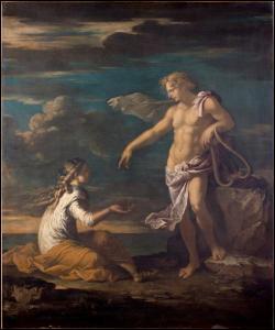 Cassandre, la Sibylle de Cumes, Daphné échappèrent aux tentatives de viol du fils issu des amours entre Zeus et Léto. Qui échoua dans ses avances ?