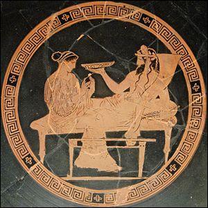 Qui fut enlevée par Hadès et devint reine des Enfers ?