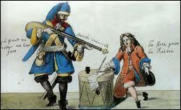 Comment a-t-on appelé les persécutions exercées sous Louis XIV contre les protestants ?
