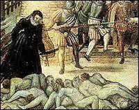 A quel conflit rattache-t-on le massacre de la Saint-Barthélemy ?