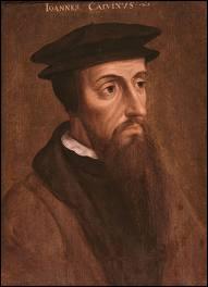 Quel grand théologien de la Réforme était de nationalité française ?