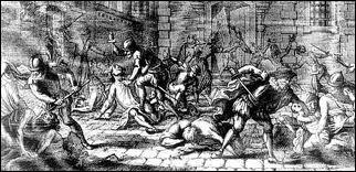 Comment s'appelait le fragile traité de paix de 1570, qui avait mis fin temporairement à de nombreux conflits, deux ans avant le massacre de la Saint-Barthélemy ?
