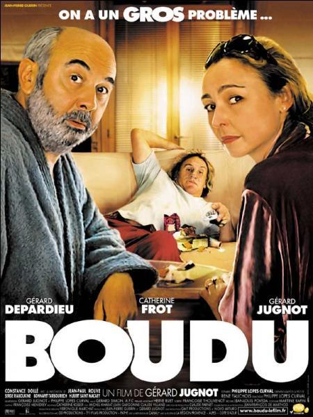 Dans  Boudu , quels sont les prénoms du couple qui recueille le SDF ?