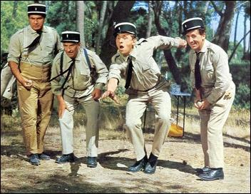 Quel est le grade de Cruchot au sein de la gendarmerie ?