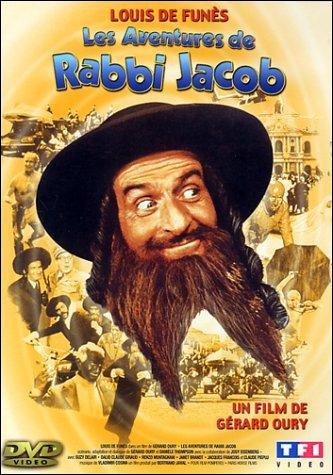 Dans  Les aventures de Rabbi Jacob , quel est le nom de famille de Louis de Funès ?