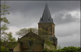 Voici l'église de la commune Gersoise de Sainte-Christie-d'Armagnac, en région ...