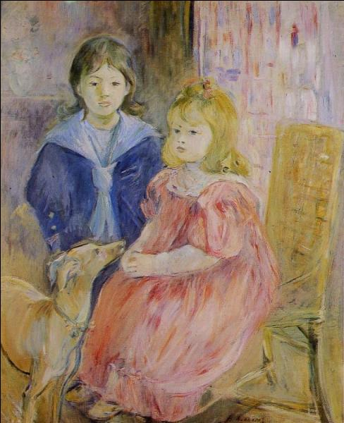 De qui est ce tableau  Les enfants de Gabriel Thomas , réalisé en 1896 et exposé au Musée d'Orsay ?