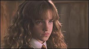 De quoi Drago traite-t-il Hermione ?