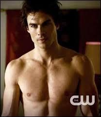 Comment s'appelle l'acteur qui joue Damon ?