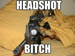 Sniper sur Call of Duty Black ops 2