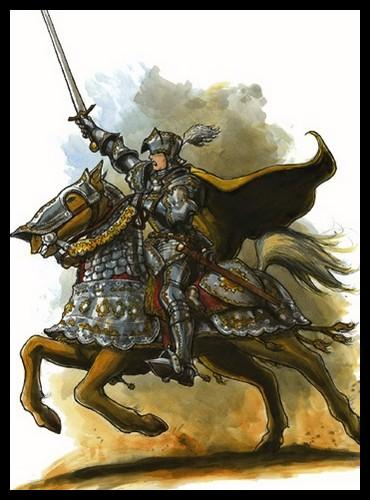 Que veut dire «preux» chevalier ?