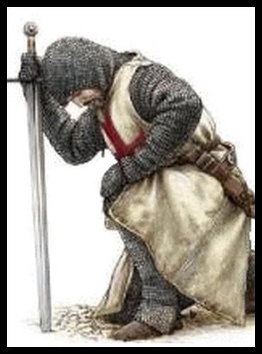 Lors de l'adoubement, le chevalier prononce le  serment du chevalier . Laquelle de ces clauses n'en fait pas partie ?