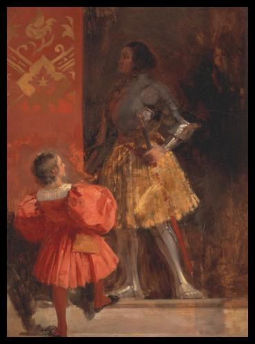 La formation du chevalier se faisait généralement par étapes... À l'âge de six ou sept ans, il était souvent placé chez un seigneur qui prenait en charge son éducation. Quel était alors son statut ?