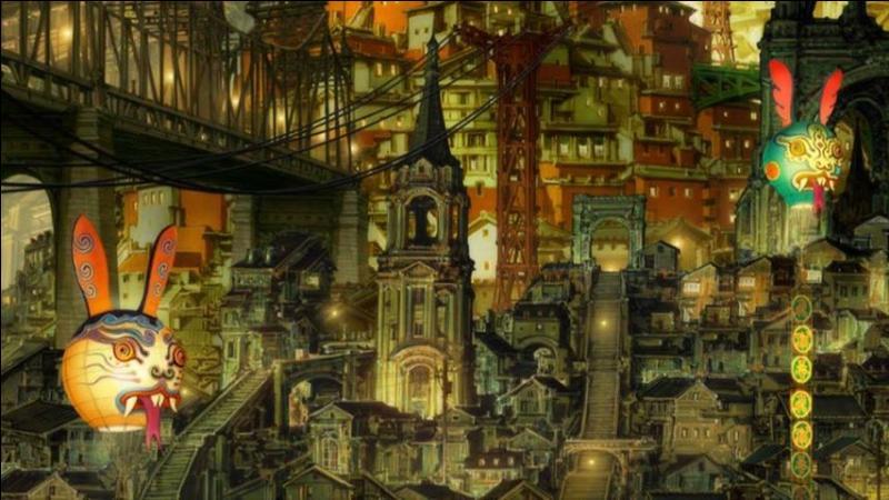 Dans quel manga voit-on cet endroit ?