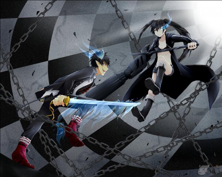Dans quel manga le héros ou l'héroïne a-t-il(elle) un alter ego ?