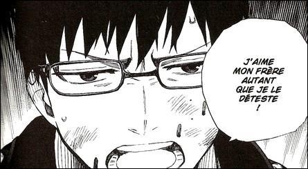 Dans quel manga cet extrait se trouve-t-il ?