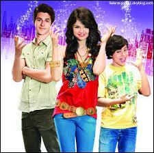 Comment s'appelle la série qu'elle fait sur Disney Channel ?