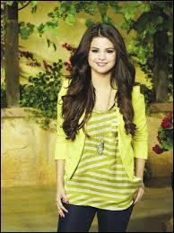 Selena a-t-elle joué dans la série  Shake it up  ?