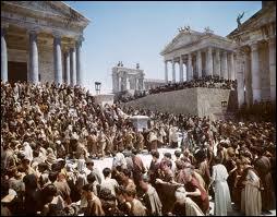 L'origine de la datation chez les Romains de l'Antiquité correspond au 21 avril de l'an 753 av. J. -C. À quel évènement cette date fait-elle référence ?