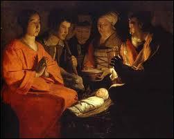Quelle est la date traditionnellement admise du jour de la naissance du Christ ?