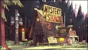 C'est le patron du Mystery Shack. Qu'est-ce que c'est ?