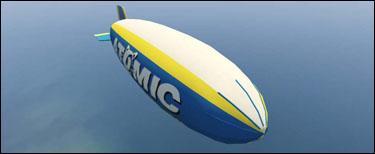 Quel est l'avion que l'on a uniquement en pré-commandant le jeu Gta 5 ?