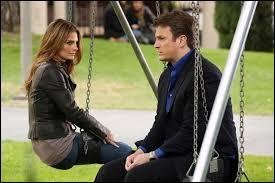 A la fin de la saison 5, les deux héros se retrouvent questionnés l'un et l'autre par leur avenir. Le suspense bat son plein, dans ce parc et sur ces balançoires, car que se passe-t-il alors ?