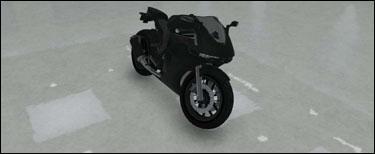 Quelle est la moto que l'on a uniquement en ayant l'édition collector ?