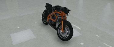 Les motos de Gta 5