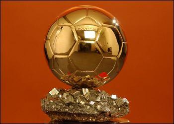 Qui a été Ballon d'or 2012 ?