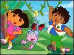 Comment s'appelle le cousin de Dora ?