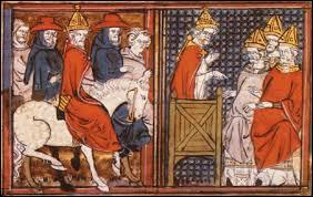Il a été un pape plus important que les autres car il est à l'origine de la première croisade. Qui est-il ?