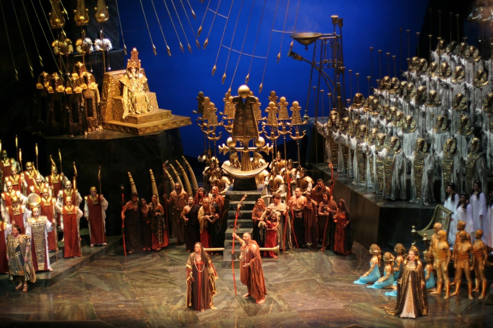 Des opéras de Verdi