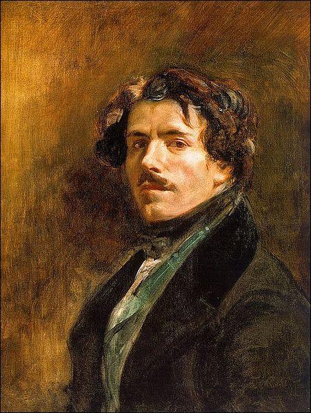 Qui est ce peintre français ?