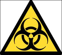 Ce logo est le pictogramme du danger radioactif.