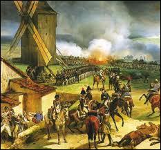 Pendant sa détention, la Monarchie est abolie le 22 septembre 1792. La République est proclamée 2 jours après la victoire de l'armée de la Révolution sur les Prussiens du duc de Brunswick. C'était lors de quelle bataille ?