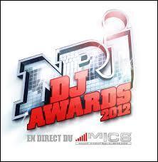 Qui a été élu meilleur DJ international au NRJ DJ Awards 2014 ?
