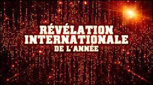 Question Nrj Music Awards 2014 : Le quel est nominé dans la catégorie révélation international de l'année ?