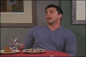 Qui joue le rôle de Joey ?