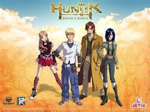 Huntik : Le Choc des Titans 1
