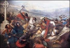 Comment la chrétienté appelait-elle l'armée musulmane ?