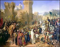 Comment s'appelait le dernier bastion de la chrétienté tombé en 1291 ?
