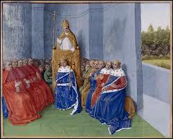 La décision fut prise en 1095 au cours de quel concile ?