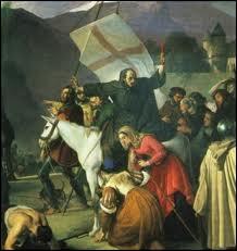 Comment s'appelait le fanatique catholique qui a mené la  croisade des gueux  ?